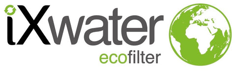 iX Water filter logo