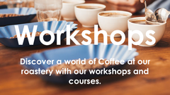 Redber's Coffee Workshops and Courses