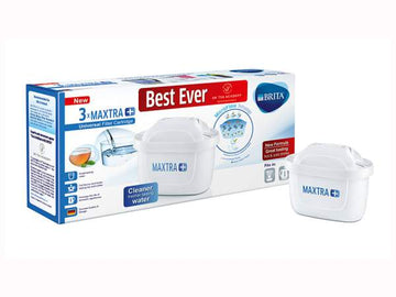 Brita Maxtra Plus 3 Pack Water Filters 1025349