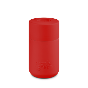 Frank Green 12oz/340ml Original Reusable Cup - Rouge (Limited Edition)
