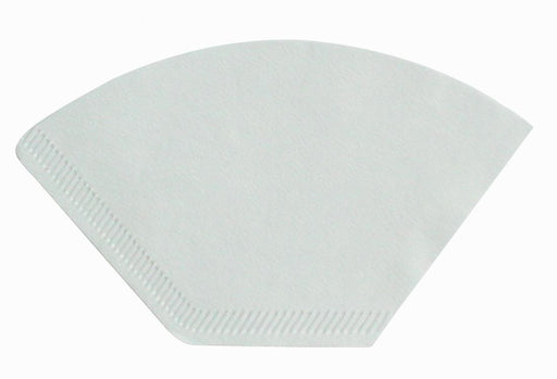 Paper Coffee Filters Size 4 Cups, White, 50pcs