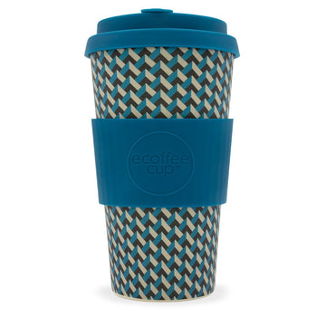 Ecoffee Cup Reusable Bamboo Travel Cup 0.45l / 16 oz. - Nathan Road