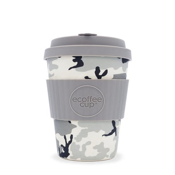 Ecoffee Cup Reusable Bamboo Travel Cup 0.34l / 12 oz. - Cacciatore