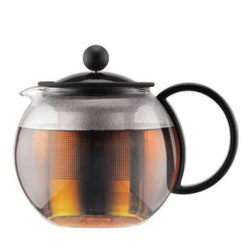 Bodum Assam Tea press with s/s filter, 0.5 l, 1812-01