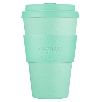 Ecoffee Cup Reusable Bamboo Travel Cup 0.4l / 14 oz. - Mince Off