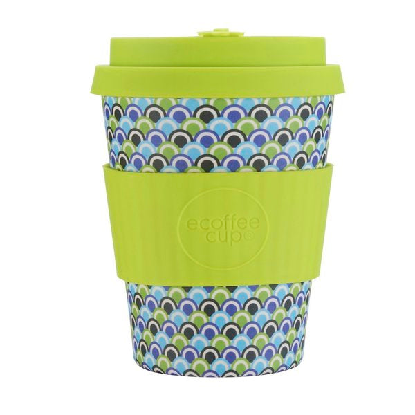 Ecoffee Cup Reusable Bamboo Travel Cup 0.34l / 12 oz. - Diggi Tre