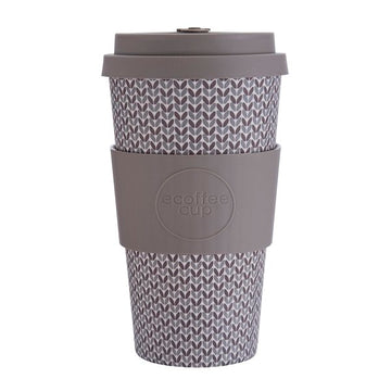 Ecoffee Cup Reusable Bamboo Travel Cup 0.45l / 16 oz. -Said Beedle