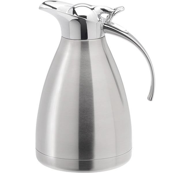 Elia Satin Vacuum Stainless Steel Deluxe Coffee Jug 1 L