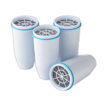 ZeroWater 4-Pack Replacement Filter Water ZR-006