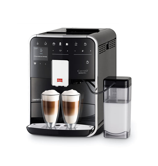 Melitta Barista T Smart® Black Bean to Cup Coffee Machine