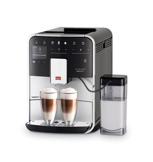 Melitta Barista T Smart® Silver Bean to Cup Coffee Machine