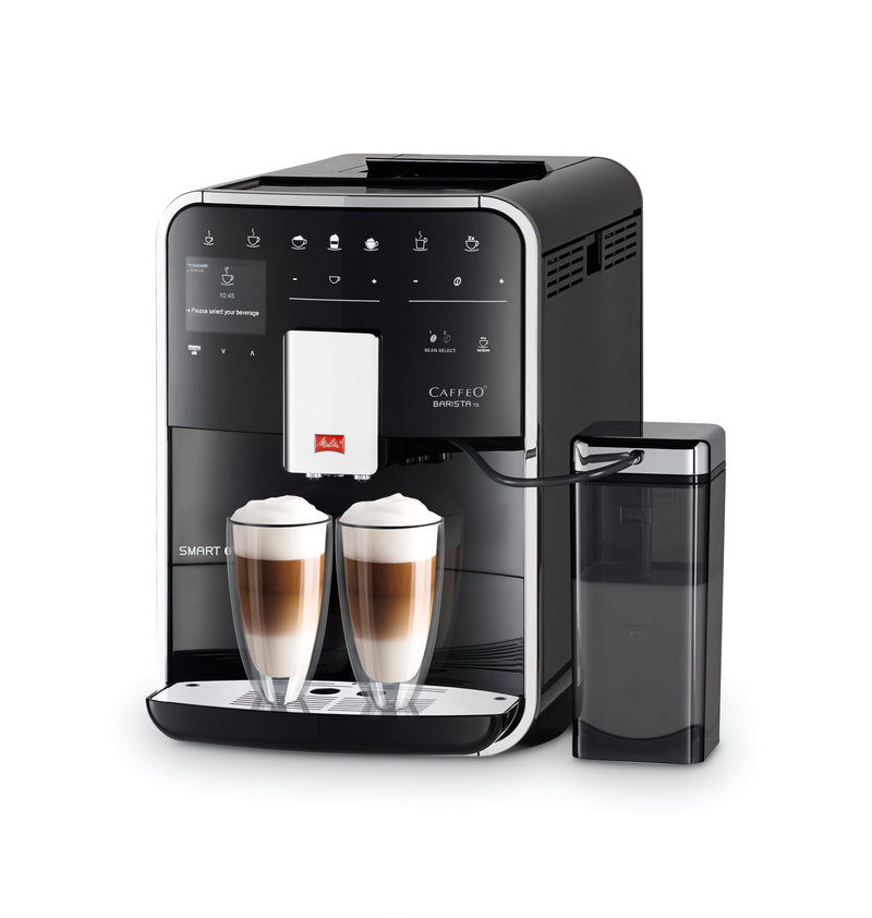 Melitta Barista TS Smart® Black (NEW 2018 Model)