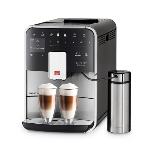 Melitta Barista TS Smart® Stainless Steel (NEW 2018 Model)