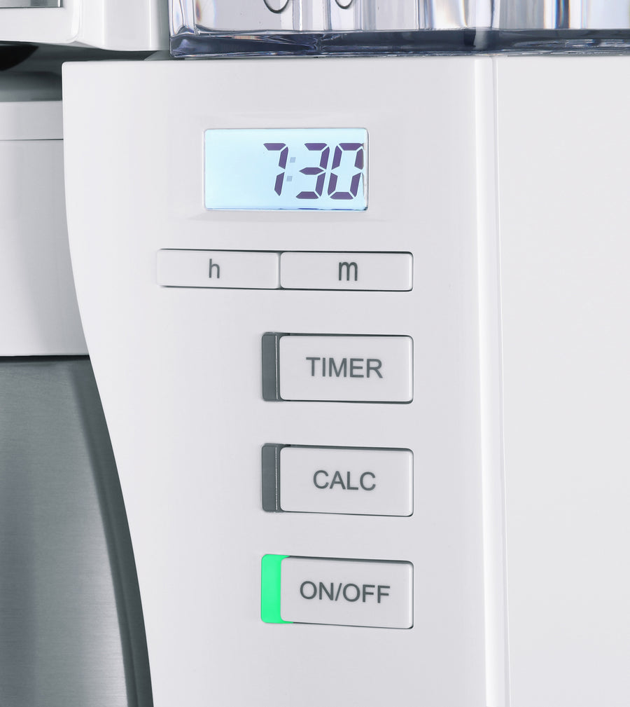 Melitta Look V Therm Timer - White