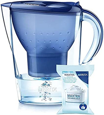 Brita MARELLA XL Blue Water Filter Jug 3.5L
