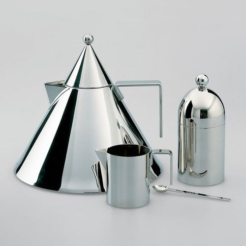 Alessi Il Conico Stove-top Kettle by Aldo Rossi