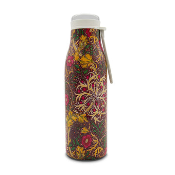 Ecoffee Hot/Cold Vacuum Bottle 0.5L - William Morris - Seaweed