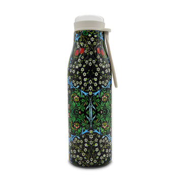 Ecoffee Hot/Cold Vacuum Bottle 0.5L - William Morris - Blackthorn