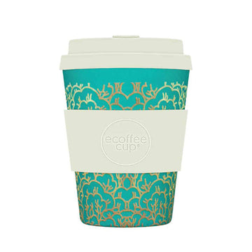 Ecoffee Cup Reusable Bamboo Travel Cup 0.34l / 12 oz. - Ile Saint Louis 650251