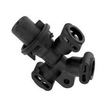 Melitta Spare Outlet Valve Y Shape for Caffeo Barista T,TS,TSP,CI, Varianza CSP (6715854)