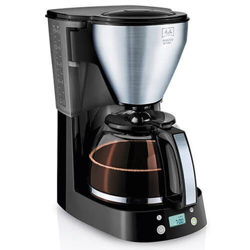 Melitta Easy Top Timer Black Filter Coffee Machine 1010-15