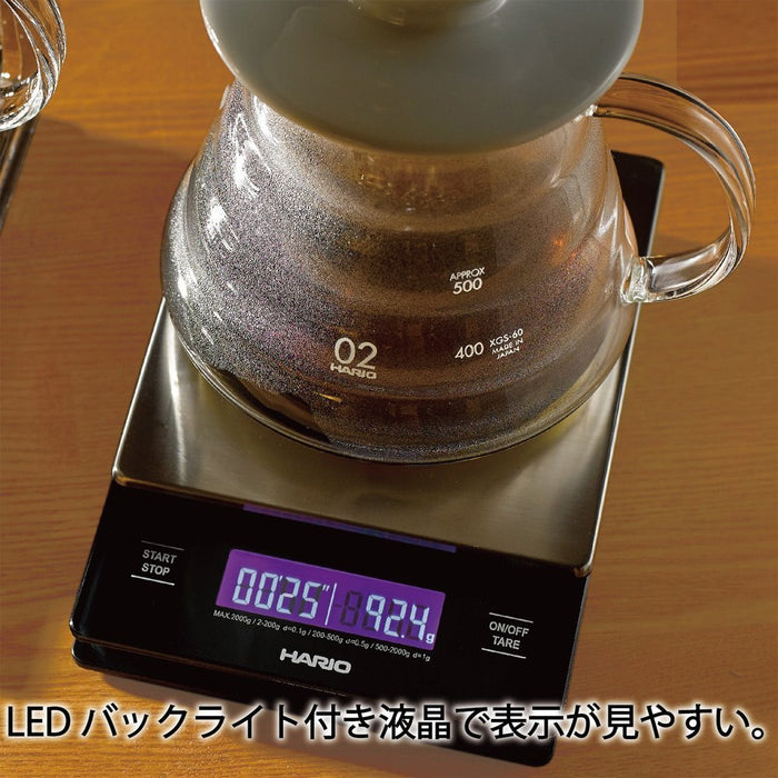 Hario V60 Stainless Steel Drip Scale