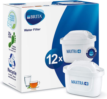 Brita Maxtra Plus 12 Pack Water Filters 1025351