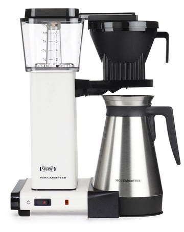 Moccamaster KBGT Filter Coffee Machine 79328 - Off White