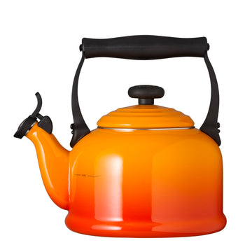 Le Creuset Stoneware Traditional Kettle - Volcanic