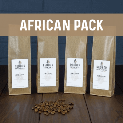 AFRICAN COFFEE TASTER PACK