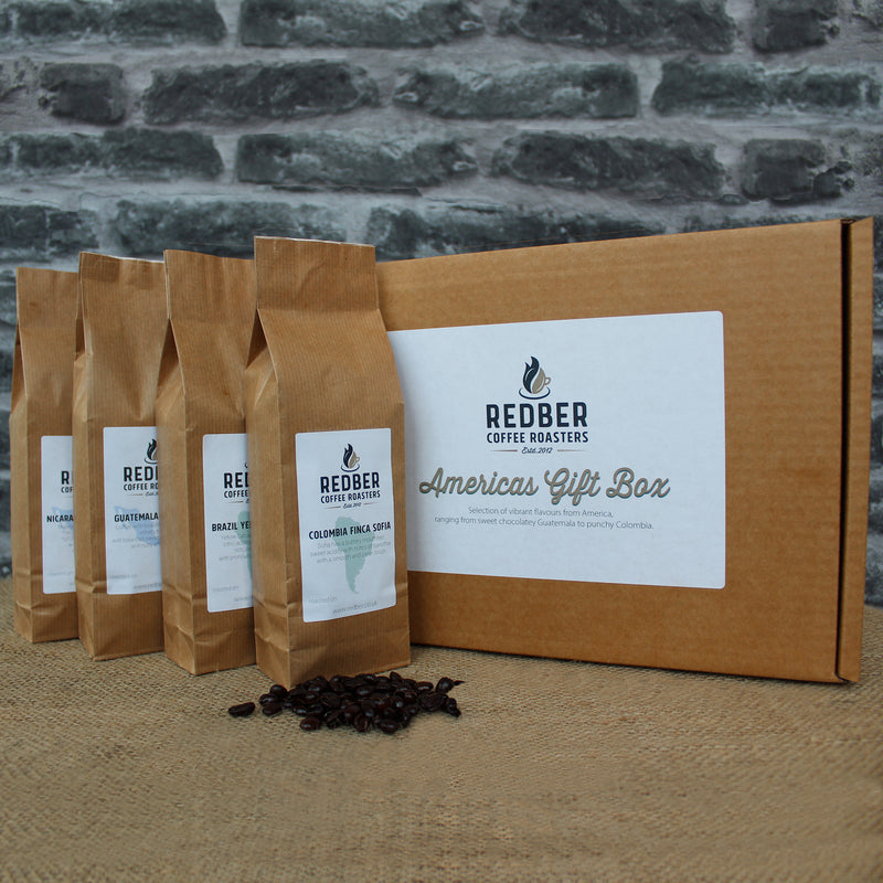 AMERICAS Coffee Gift Box