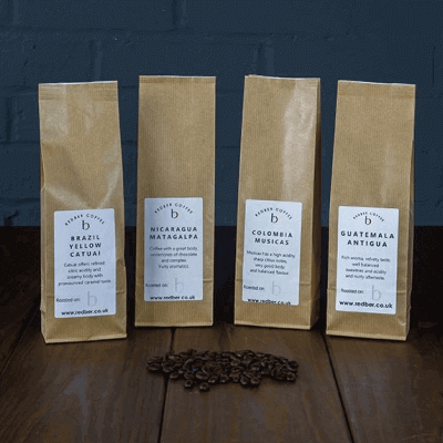 FILTER COFFEE PACK