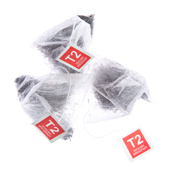 T2 Tea English Breakfast Teabags - 25 Pack