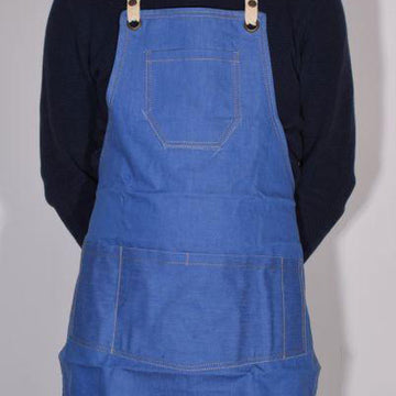 Barista Dark Denim Apron