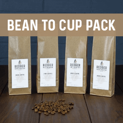 BEAN TO CUP COFFEE TASTER PACK