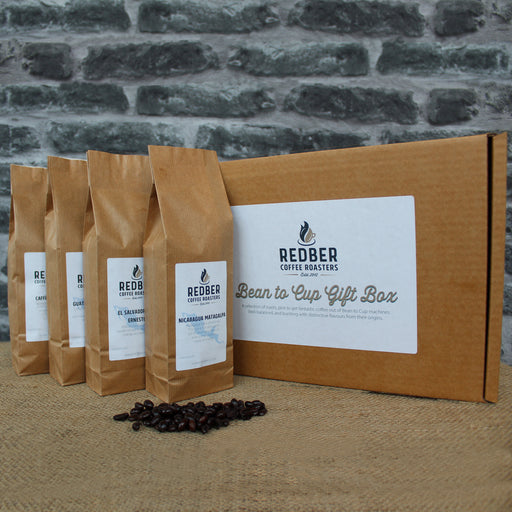 BEAN TO CUP Coffee Gift Box