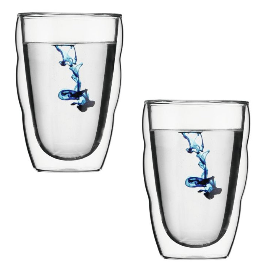 Bodum Pilatus Double Wall Glasses 2 pcs, 0.35L