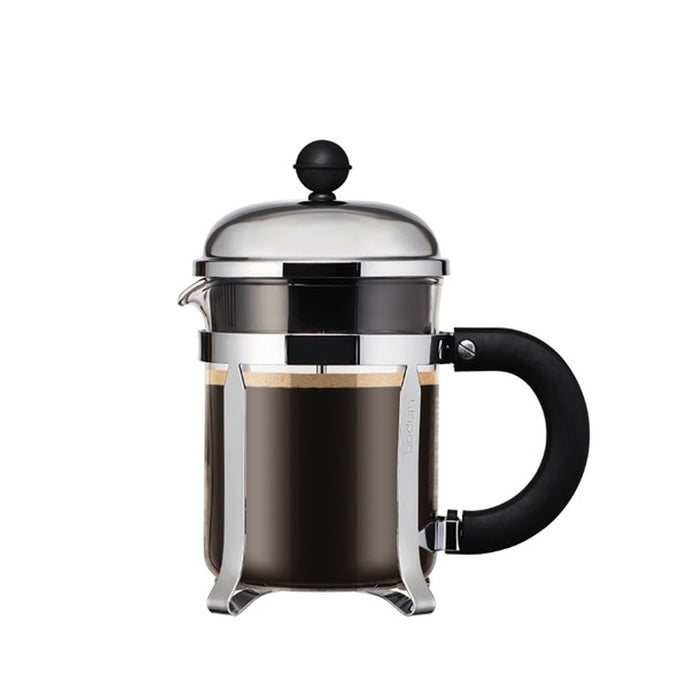 Bodum Chambord 4 cup, 0.5L Cafetiere with Soft Handle