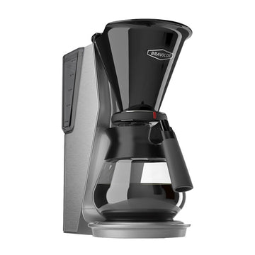 Bravilor Junior Filter Coffee Machine - Brushed Aluminium