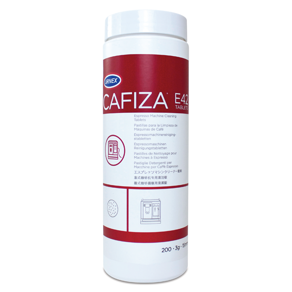 Urnex Cafiza E42 Espresso Machine Cleaning Tablets 3g (200 Tablets)