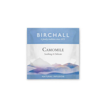 Birchall Tea in Enveloped Prism Bags 200pcs - Camomile