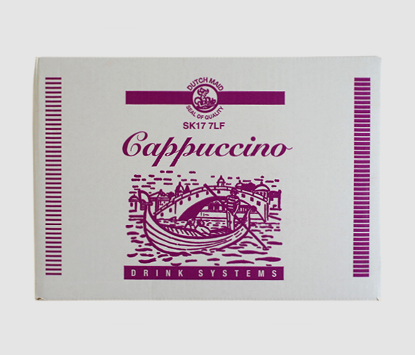 Classic Cappuccino Topping Powder 750g