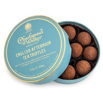 Charbonnel Et Walker English Afternoon Tea Truffles Chocolates - 115g