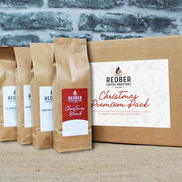 CHRISTMAS Premium Coffee Gift Box