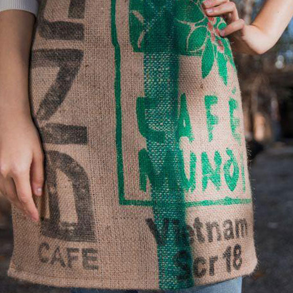 Barista Coffee Sack Apron