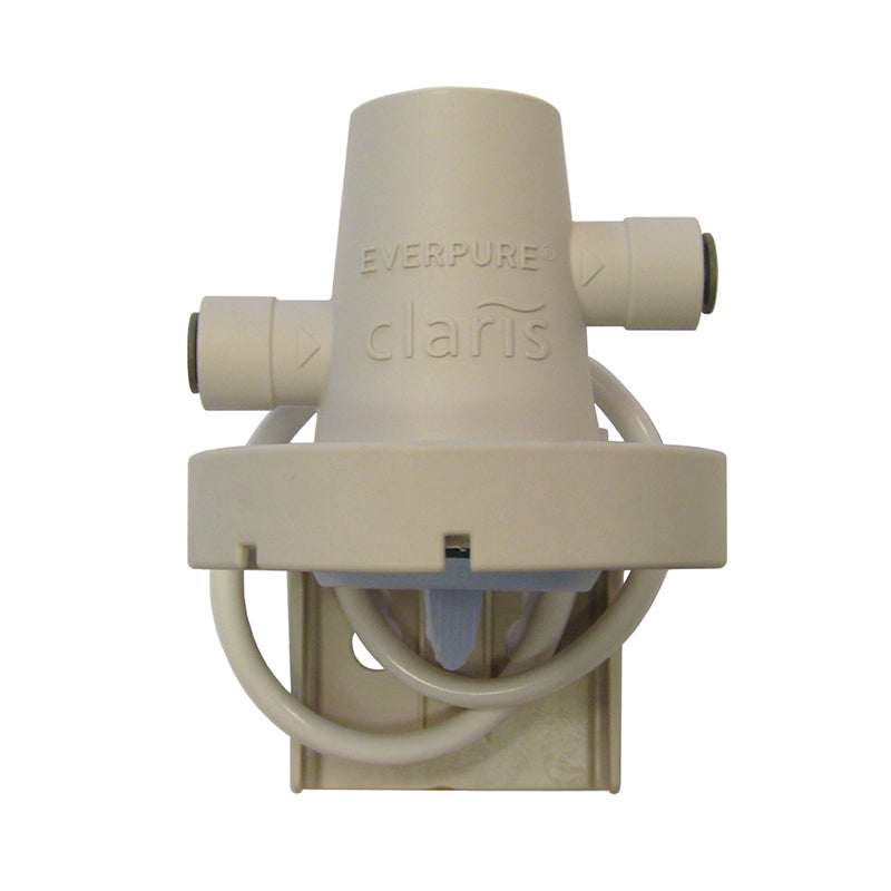 "Claris Everpure Water Filter Head 3/8"" Push-Fit Fitting"