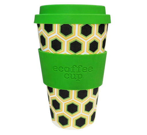 Ecoffee Cup Reusable Bamboo Travel Cup 0.4l / 14 oz. - Entropy