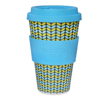 Ecoffee Cup Reusable Bamboo Travel Cup 0.4l / 14 oz. - Norweaven
