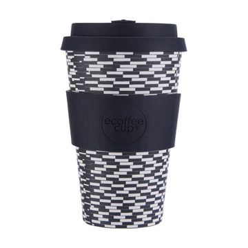 Ecoffee Cup Reusable Bamboo Travel Cup 0.4l / 14 oz. - Max Planck