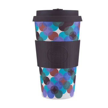 Ecoffee Cup Reusable Bamboo Travel Cup 0.45l / 16 oz. - Monsieur Teton